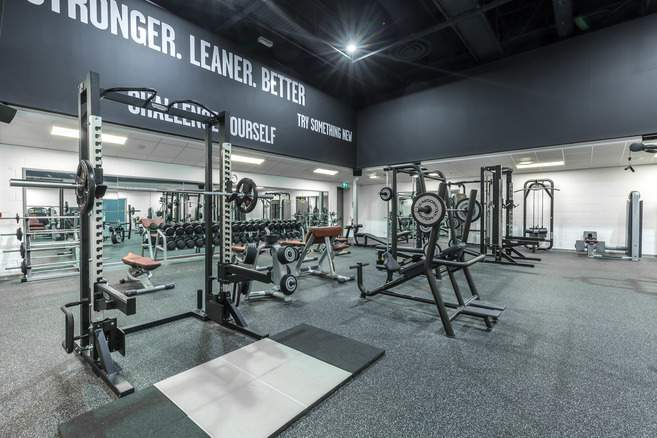 Facilities The Link Centre Home Of The The Swindon Wildcats
