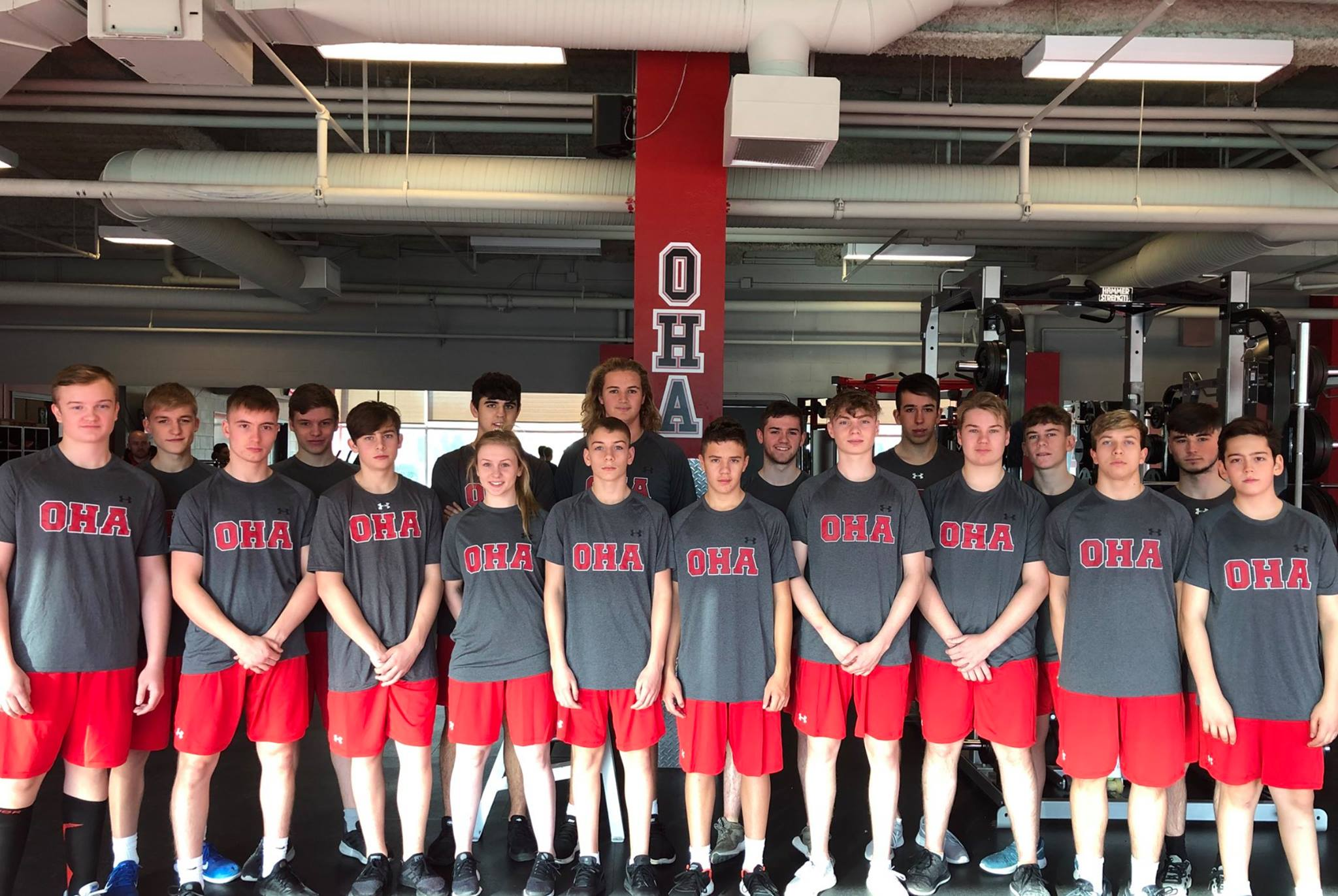 Okanagan Ice Hockey Academy Junior UK canada
