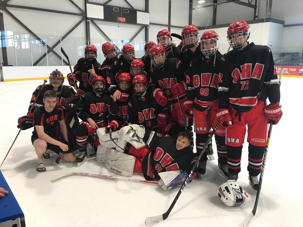 Okanagan Ice Hockey Academy UK school