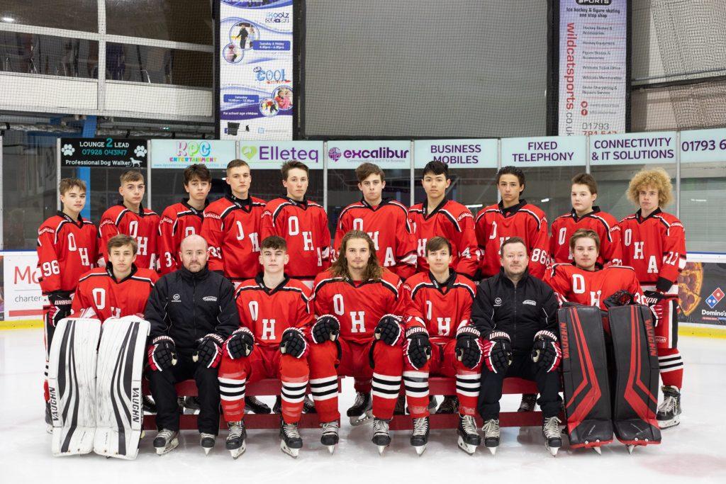 Okanagan Ice Hockey Academy UK Players